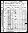 1880 Federal Census of Nebraska, Butler County, Skull Creek