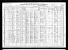 1910 Federal Census of Oklahoma, Grady County, Union