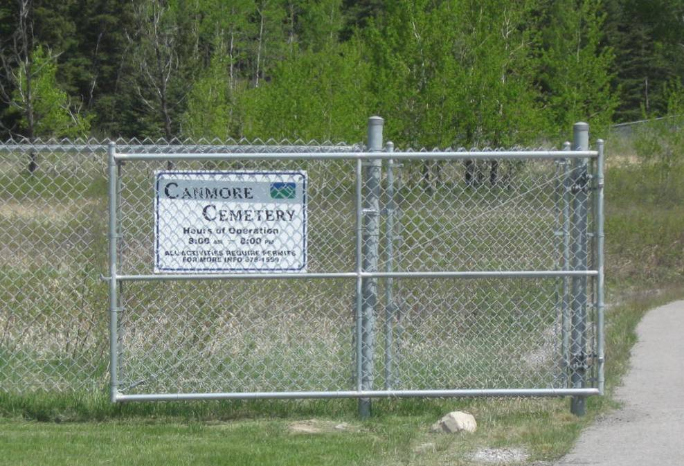 Canmore Cemetery