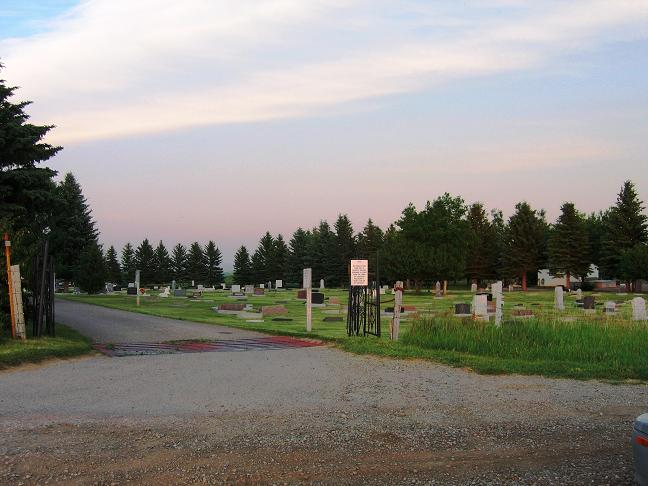 Cardston Cemetery
