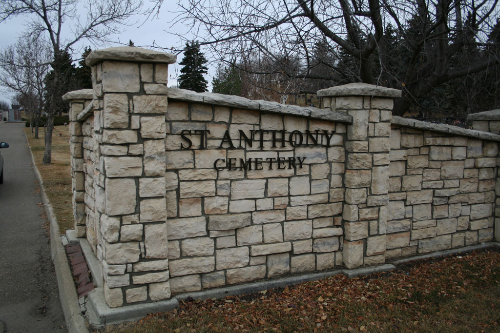 St. Anthony Cemetery