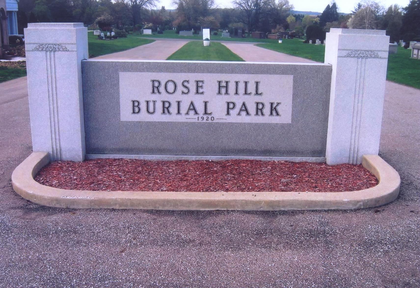 Rose Hill Burial Park